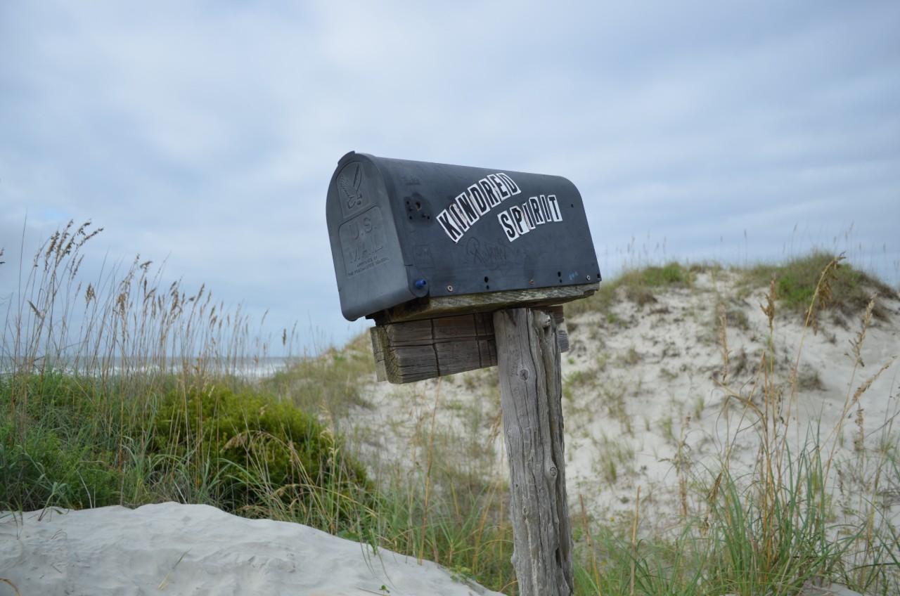 Kindred Spirit Mailbox | Suzanne Polino REALTOR