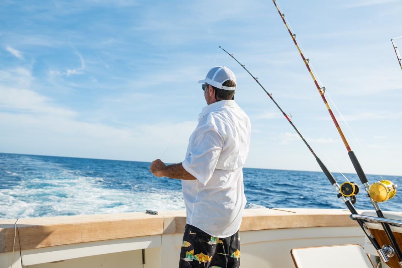 Deep Sea Fishing Charter | Suzanne Polino REALTOR